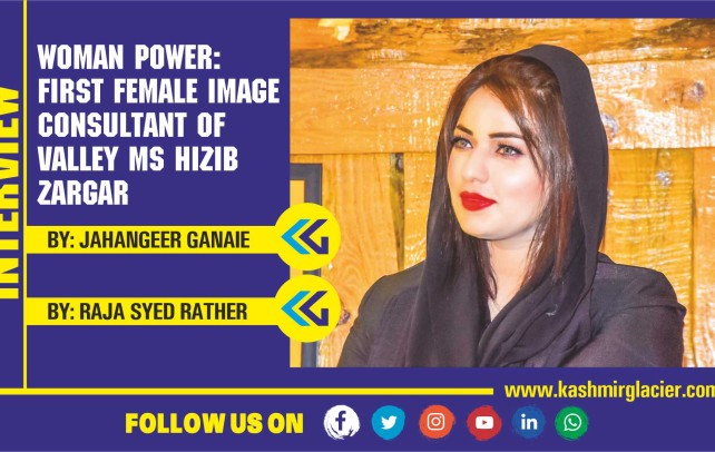 Woman Power: First Female Image Consultant of Valley Ms Hizib Zargar