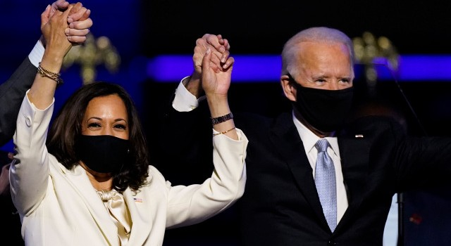 Joe Biden, Kamala Harris arrive at US Capital to take oath