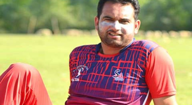 On first day in office Nuzhat Gul suspends cricketer Abid Nabi
