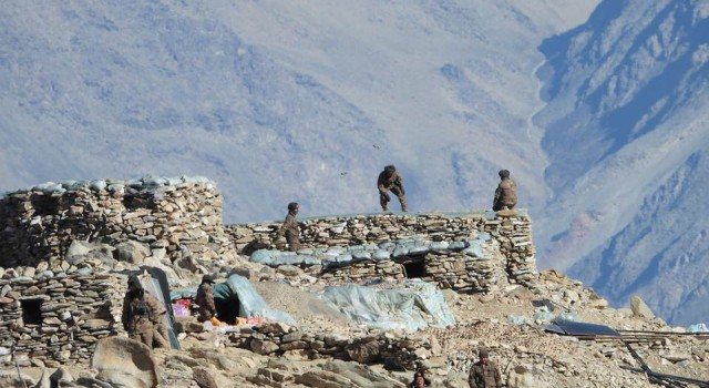 In Ladakh: Chinese Troops Remove Tents, Walk To Waiting Trucks