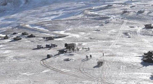 China admits five soldiers killed in Galwan clash