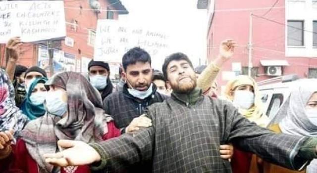 Family of minor killed in Srinagar 'gunfight' booked under UAPA