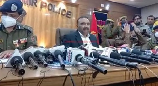 Achieved Major success in past few days; arrested heads of TRF, Lashkar-e-Mustafa: JK DGP Dilbag Singh