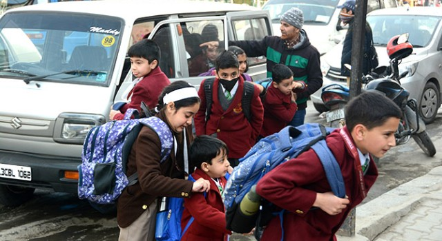 Physical classes for elementary students from Mar-08, 9-12th from Mar-01: Govt